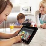Децата повеќе преферираат да гледаат видео на таблет отколку на ТВ