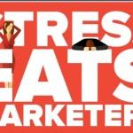 """Стресот """"ги јаде""""маркетерите на големо (инфографик)"""