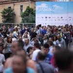 Регионот на пат кон Ровињ: Денес започнува 8. Weekend Media Festival