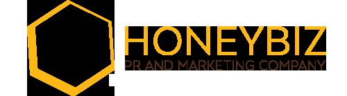 honeybiz logo