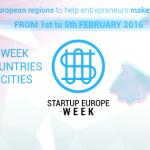 Startup Europe Week наредната недела во Скопје
