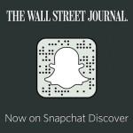 Wall Street Journal ќе публикува содржини на Snapchat