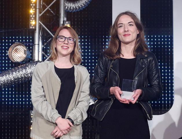 Теа Силвија Влаховиќ и Сања Планиниќ - добитници на Grand Prix на Young Lions Croatia 2016
