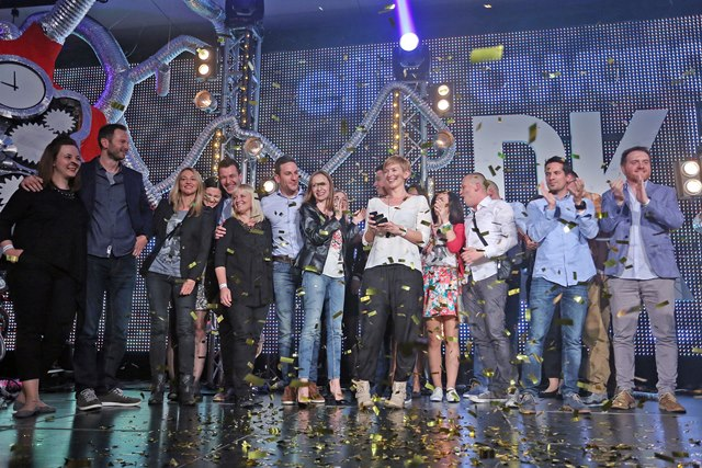 Добитници на Grand Prix и златна награда на Croatia Effie 2016