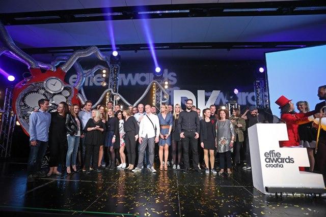 Сите наградени на Croatia Effie 2016