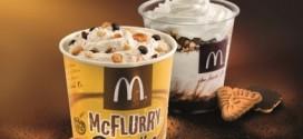 McDonald`s сладолед со вкус на Краш Домачица