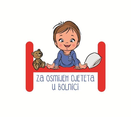 Za nasmevka na decata vo bolnica BBDO Zagreb