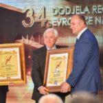 Меѓународна награда за Најменаџер и за Животно дело за Симон Наумоски од Витаминка