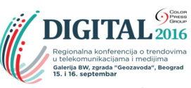 """""""Digital"""" конференција во Белград на 15 и 16 септември"""
