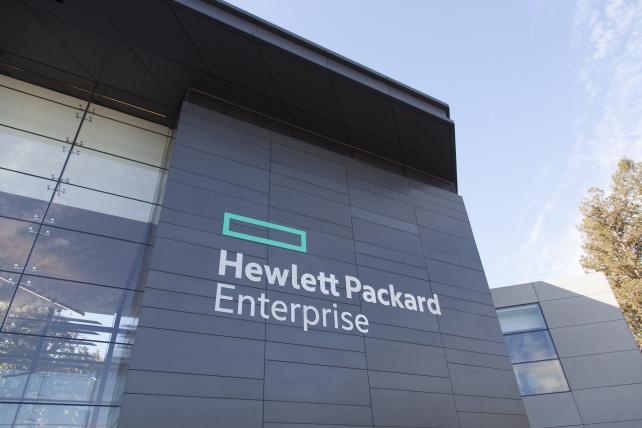 Hewlett Packard Enterprise 1
