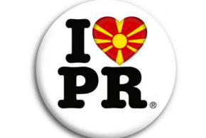 Македонскиот ПР пазар е околу 2 милиони евра