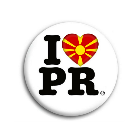 PR macedonia