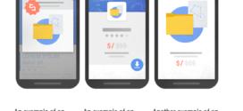 Острите мерки на Google може да се доволни за да ги запрат мобилните pop-up реклами