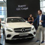 Македонeцот Славче Таневски го дизајнираше новиот Mercedes-Benz GLC Coupé и го претстави своето дело во Македонија