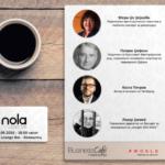 Светската маркетинг елита доаѓа на Бизнис Кафе Македонија