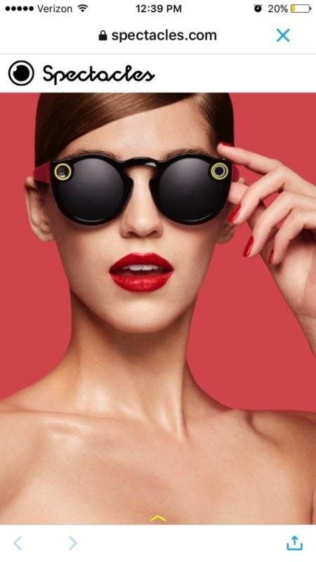 SpectaclesBlack