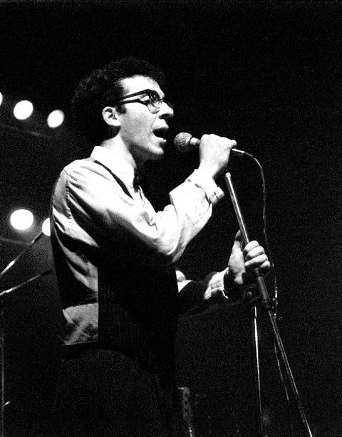 Idoli koncert Pinki 12.1983. Beograd Photo Goranka Matic