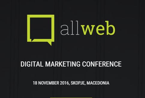 allweb konferencija
