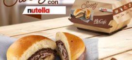 Италија во епицентарот на лансирањето на новиот McDonald's Nutella бургер