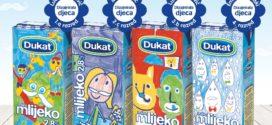"""""""Млечни мустаќи"""" со трајните млека на Dukat"""