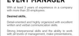 Агенцијата Футура 2/2 вработува Production&Event менаџер