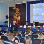 Иднината е сега – академската посета на еминентниот професор Луиз Мутињо на Универзитетот за туризам и менаџмент во Скопје