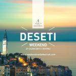 Започнаа подготовките за јубилејното десетто издание на Weekend Media Фестивал во Ровињ