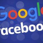 Гугл и Фејсбук држат една петтина од рекламите