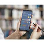 Самсунг го претстави најновиот Галакси Ноут 8 телефон