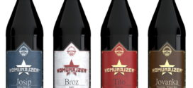 """Пивара од Словенија лансираше пива """"Тито"""" и """"Јованка"""""""