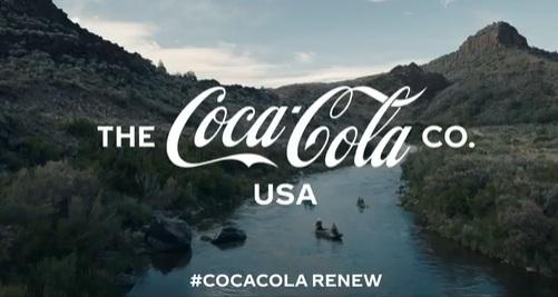 Корпоративна бренд кампања на Coca-Cola која го надминува газираниот пијалок