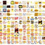 Колку е тешко да се нацрта лого на познат бренд според меморија?