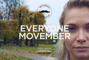 Во што се состои фората со мустаќите во ноември?