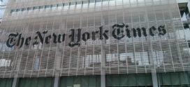 Њујорк Тајмс се приближи до бројка од 2,5 милиони онлајн претплатници