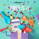 Viber прославува 7 години бесплатно и безбедно поврзување на светот