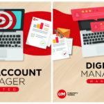 Агенцијата Universal Media Скопје (UM) вработува Media Account Manager и Digital Media Manager
