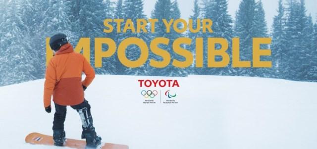 Параилимписки сноубордер е ѕвездата во новата кампања на Тојота