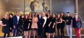 Претставена новата колекција на Omega пред македонската публика