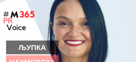 PR Voice: Љупка Наумовска (Honeybiz)