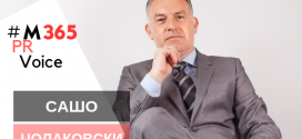 PR Voice: Сашо Чолаковски (Progressiva PR&Media)