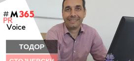 PR Voice: Тодор Стојчевски (Чептер 4 Македонија)