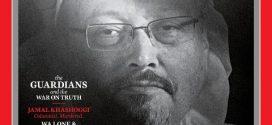 Магазинот Тајм го прогласи Џамал Кашоги за личност на годината