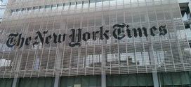 Њујорк Тајмс рекламира на Фејсбук упатство за гаснење на профилите на оваа најголема социјална мрежа