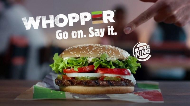 Burger King Kampanja
